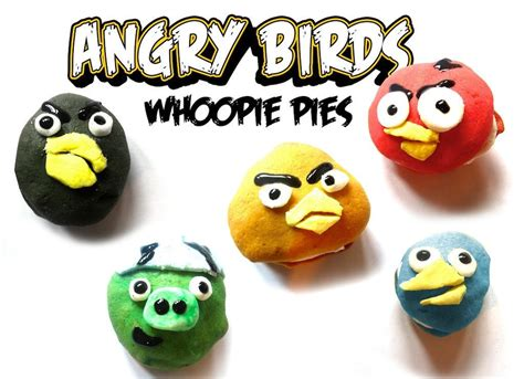 angry birds whoopie pies 183 how to bake a whoopie pie