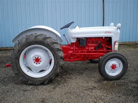 ford 600 gubser farms