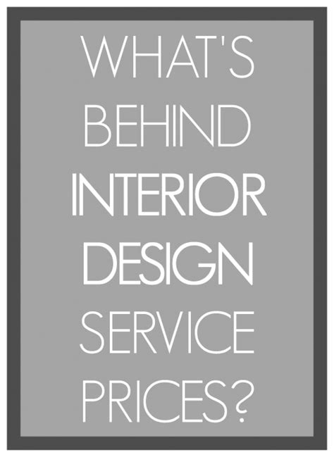 Cost For Interior Design Services by Imagine Design 187 How To Charge For Interior Design Services