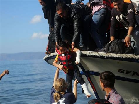 imagenes impactantes refugiados crisis de refugiados las 20 im 225 genes m 225 s impactantes del