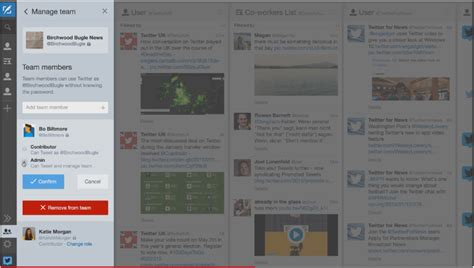 how to reset your tweetdeck password twitter finally offers multiple logins for sharing twitter