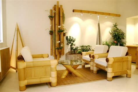 bamboo style bedroom furniture eco style in an interior ideas for design
