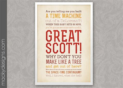 film quotes back to the future great scott back to the future quotes by mackydesigns on etsy