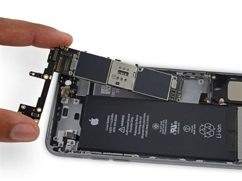 iphone 6s logic board replacement ifixit repair guide