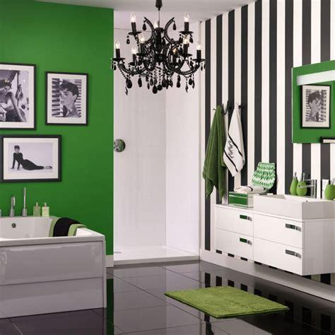 black and green bathroom bathroom colour schemes ideal home