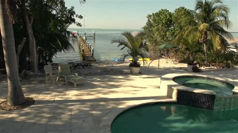 florida bayfront islamorada home real estate for