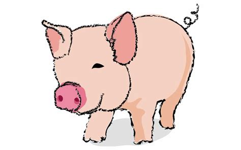 wallpaper cartoon pig pig cartoon picture wallpapers hd wallpapers 8106