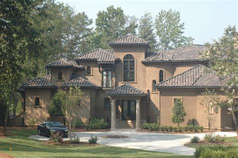 mediterranean house designs exterior mediterranean house plans mediterranean exterior charlotte by elite design group