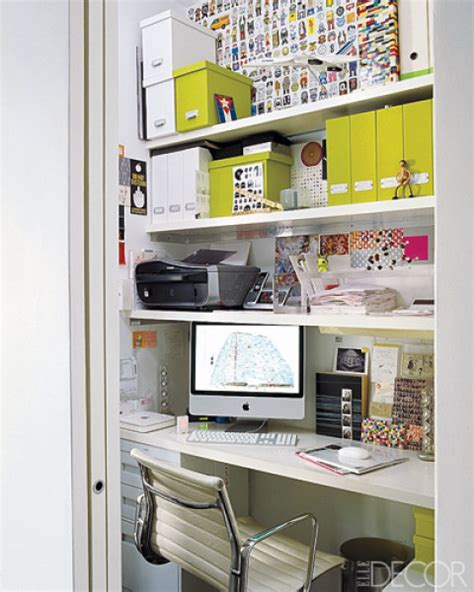 elle decor home office small spaces home office sanctuary decor