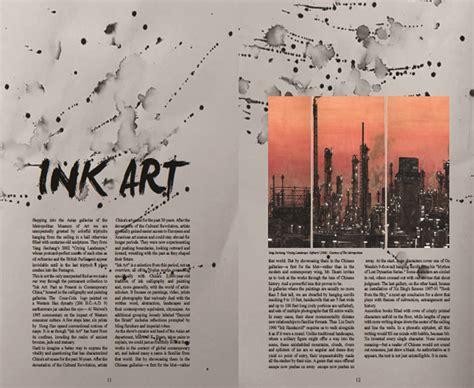 magazine layout help briefbox creative review magazine layout by lok tung wong