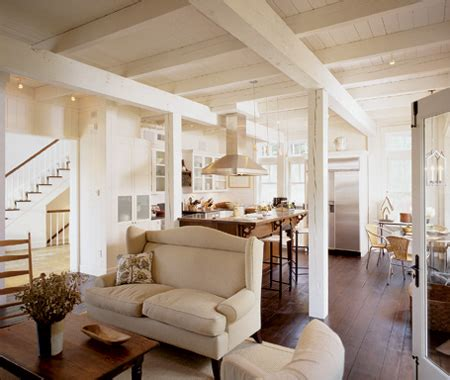 Ceiling Beams White by Hiding Ceiling Pipes House Home