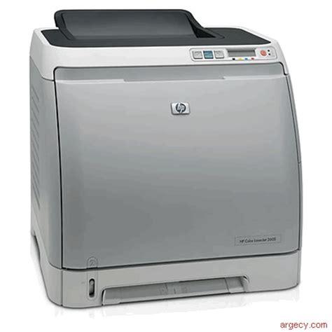 Printer Hp Color Laserjet 2605 hp color laserjet 2605 printer series argecy