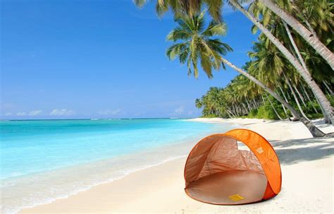 tenda design tenda da spiaggia con zanzariera facilmente ripiegabile