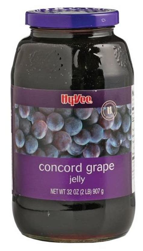 hy vee concord grape jelly hy vee aisles online grocery