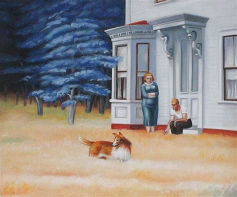 edward hopper cape cod edward hopper cape cod evening reproduction painting