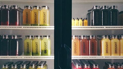 Detox 360 Montreal by Opening Alert Drought Brings Cold Pressed Juice Cleanses