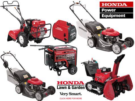 image gallery honda garden equipment