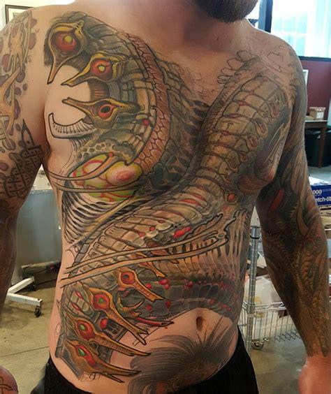 biomechanical tattoo san francisco tattoo tuesday no 308 senses lost