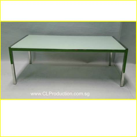 white glass top coffee table ct08 white glass top coffee table clp production pte ltd