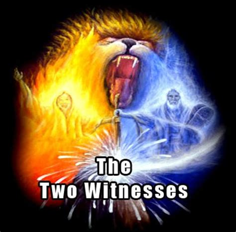 Christian Two the two witnesses part 1 biblical for apostate days