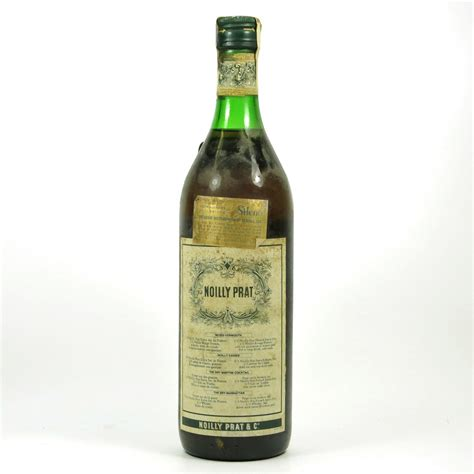 noilly prat noilly prat french extra dry 1960s whisky auctioneer
