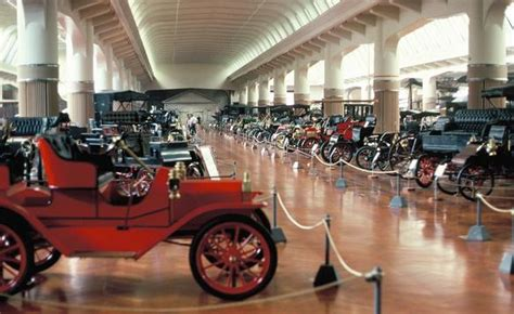 Henry Ford Museum by Michigan Attractions The Henry Ford Museum Sipigo