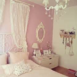 Pale Pink Curtains Decor Kawaii Pastel Pink Bedroom H Home Sweet Home Pink Accent Walls Pastel And