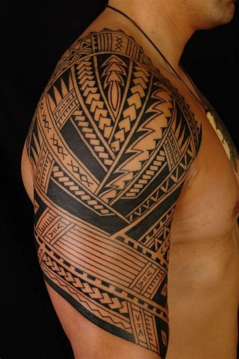 polynesian cross tattoo 35 best polynesian tattoos images on