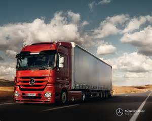 Mercedes Actros Trucks Mercedes Actros A Home Away From Home Truck