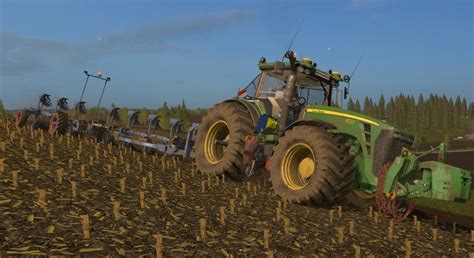 For Ls by Jd 8530 V 2 2 For Ls17 Farming Simulator 2017 17 Mod