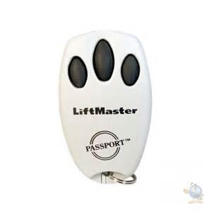 Keychain Garage Door Opener Liftmaster Liftmaster 3 Button Passport Keychain Remote