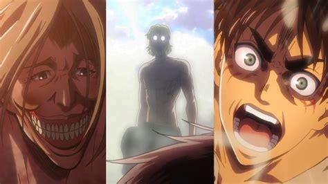 free watch anime attack on titan season 3 attack on titan season 2 episode 37 anime review eren