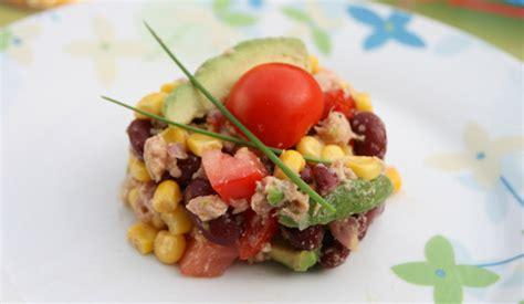 salade mexicaine au thon flefleurbleue2b doctissimo