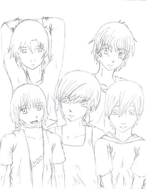 D Generation Sketches by Next Generation Sketch By Mitanime On Deviantart