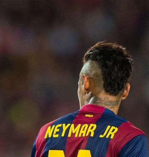 neymar corte de pelo 2017 todos los looks de neymar