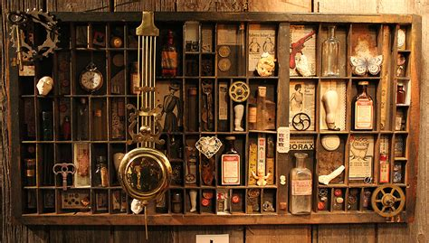 Cabinets De Curiosité by Steunk Curios By Asunder On Deviantart