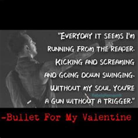 lyrics bullet for my bullet for my
