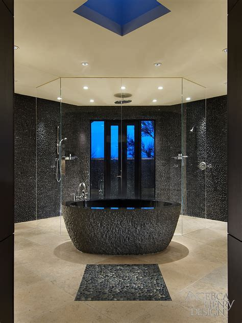Contemporary Desert Home Interior Design by Angelica Henry
