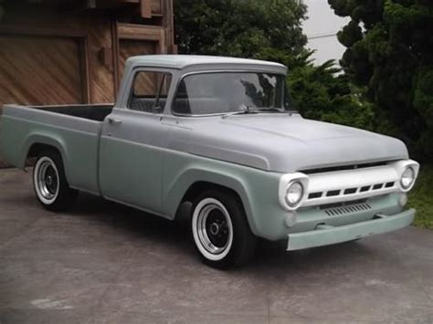 57 Ford Truck by Vintage 1957 Ford Trucks
