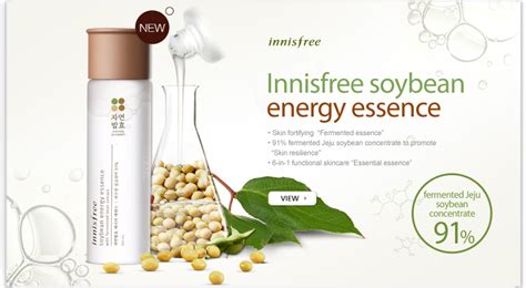 Harga Innisfree Soybean Energy Essence review innisfree soybean energy essence beautifulbuns