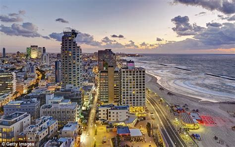 Israel city breaks tel aviv is the city of curious cool daily mail online