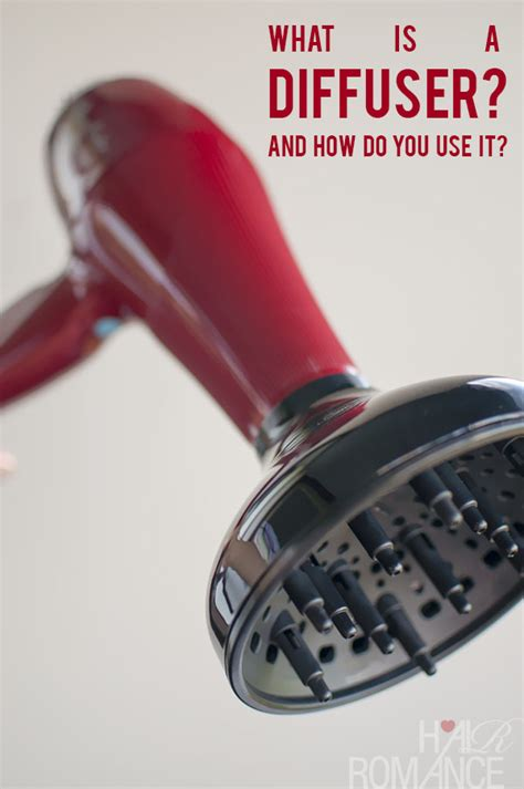 Hair Dryer Diffuser Attachment Uses what is a diffuser and how do you use it hair