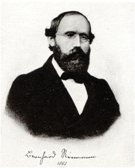 bernhard riemann que hizo cap 237 tulo 7 recursos de matem 193 ticas