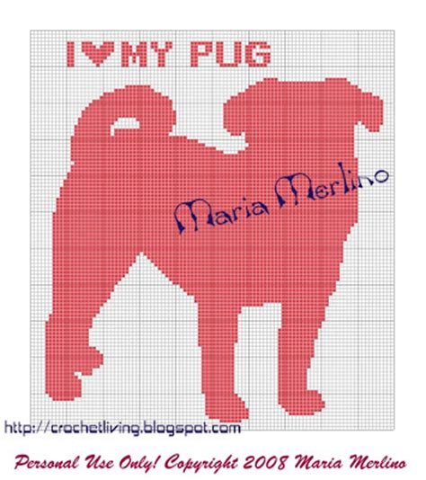 pug weight chart crochet living february 2008