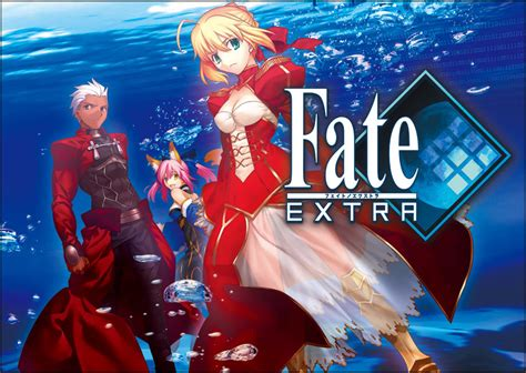 fate extra destined for release in north america this year siliconera fate extra psp tfw2005 the 2005 boards