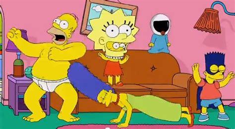 imagenes que se muevan al ritmo de la musica video los simpson se mueven al ritmo del homer shake