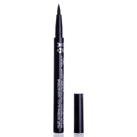Nyx Felt Tip Liner delineador nyx felt tip liner black pel01