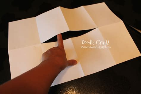Origami Page - craft easy origami 8 page book