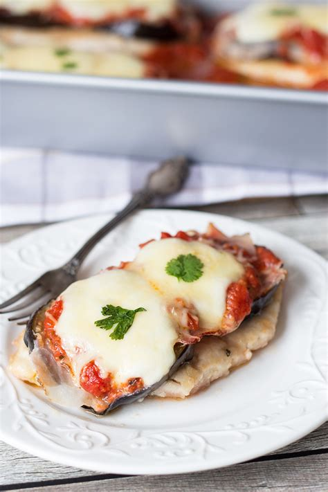 Kitchen Chicken Sorrentino Recipe by Chicken Sorrentino Recipe W Eggplant Prosciutto