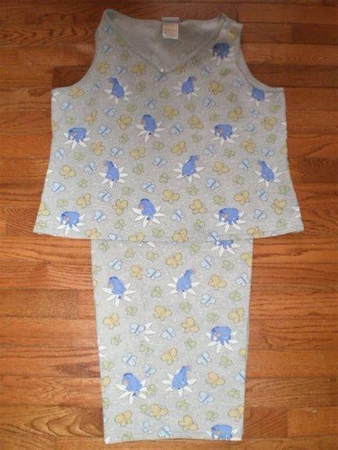 Get Look In Primp Pyjamas 2 by Womens Xl Disney Eeyore 2pc Pajamas Sleepwear Pjs Tank